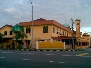 Bangunan MSYRS, Ipoh