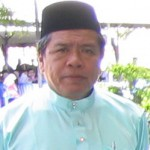 Tuan Hj. Yeop Mohd Said B. Abd Muttalib (Setiausaha JK Kariah MSYRS, Ipoh 2016-2019)