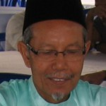 Tuan Hj. Mohamad Alwi Bin Taib (Pengerusi JK. Kariah MSYRS, Ipoh 2016-2019)