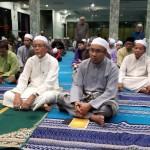 Sebahagian drpd jemaah yang hadir di MSYRS.
