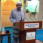 Dr. Mohd Farid Mohd Shahran (Penceramah Undangan)